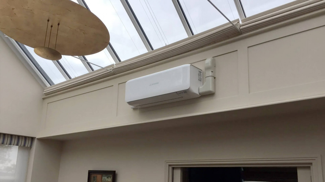 home air conditioning design