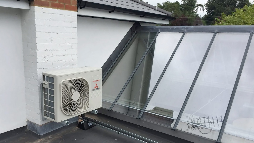domestic air conditioning design