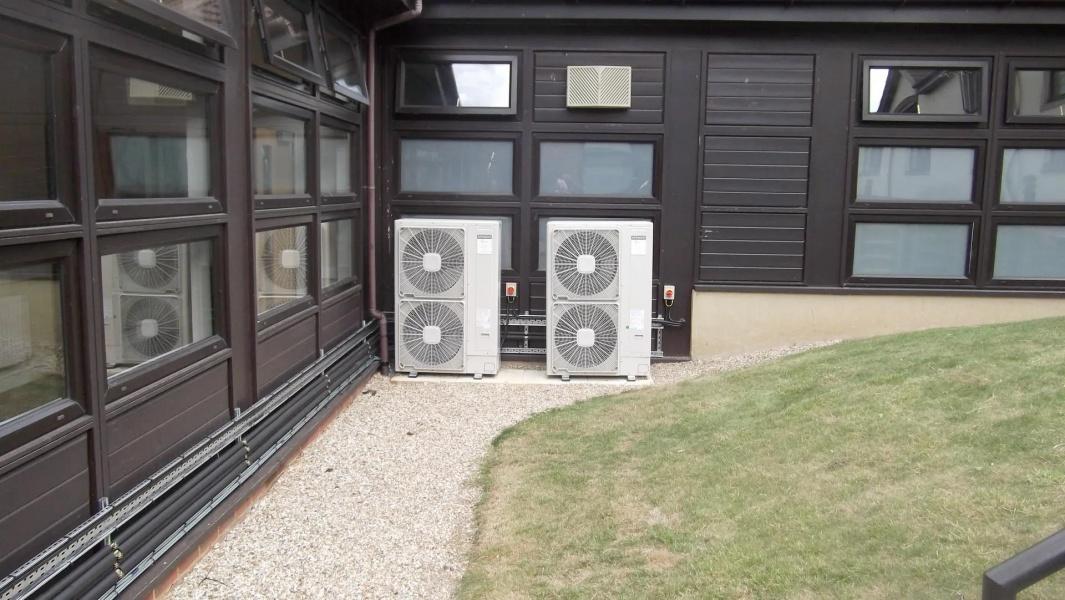 outdoor air conditioning design