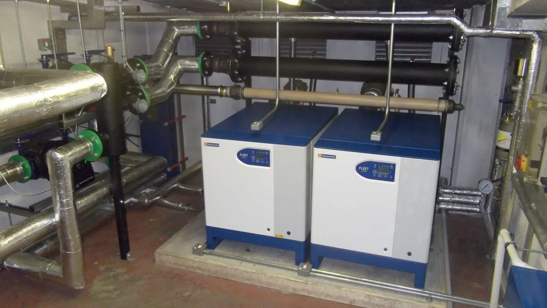 industrial air conditioning design