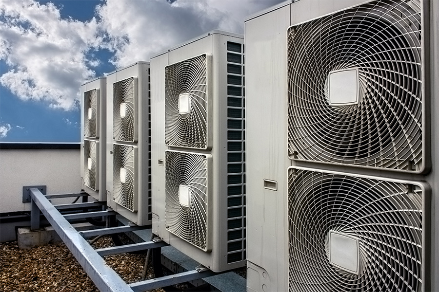 air conditioning installation by norton
