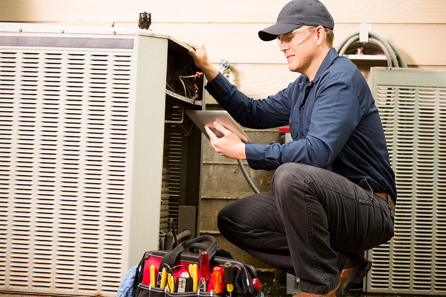 norton air conditioning repairs team