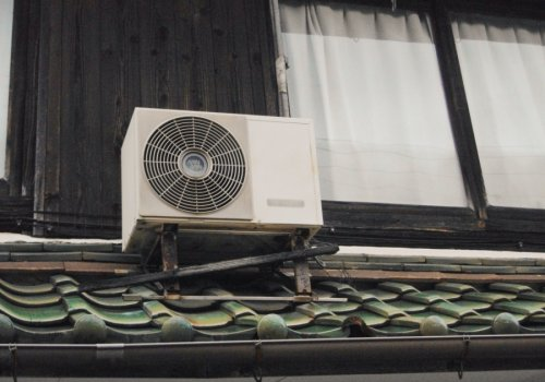 Air Conditioning vs a Ventilation System